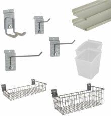 StoreWall Store It Away Accessory Kit