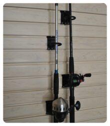 GaragePro Fishing Rod Holders